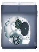Brain Mechanism Duvet Cover