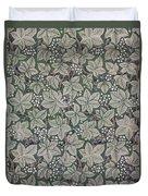 Bramble Wallpaper Design Duvet Cover