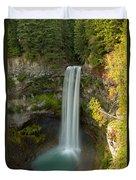 Brandywine Falls British Columbia Duvet Cover
