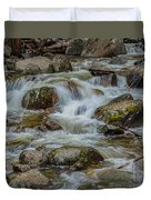 Bridalveil Creek Yosemite Duvet Cover