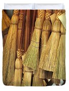 Brooms For Sale Duvet Cover