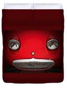 Bug Eyed Sprite Duvet Cover