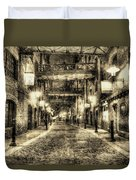 Butlers Wharf London Vintage Duvet Cover