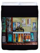 Cafe Du Monde Duvet Cover