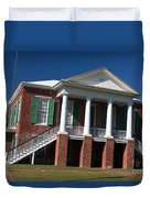 Camden County Courthouse Duvet Cover