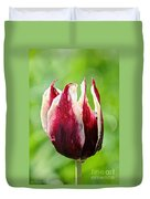 Candy Tulip Duvet Cover