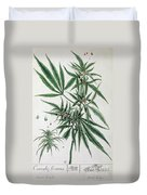 Cannabis  Duvet Cover