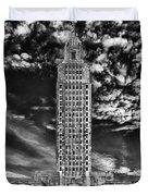 Capitol Building Of Louisiana Duvet Cover