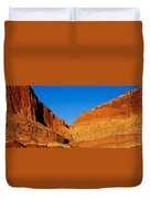 Capitol Reef National Park, Southern Duvet Cover