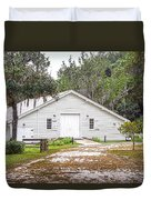 Carriage House Duvet Cover