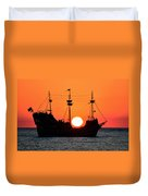 Catching The Sun Duvet Cover by David Lee Thompson