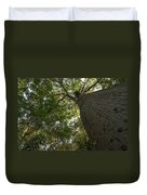 Ceiba Tree Duvet Cover