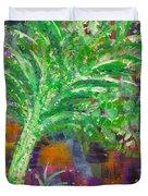 Celery Tree Duvet Cover