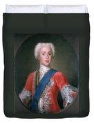 Charles Edward Stuart (1720-1788) Duvet Cover