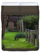 Charleston Graveyard Duvet Cover