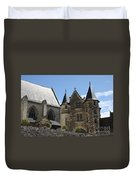 Chateau D'angers  Duvet Cover