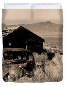 Cherry Creek   Nevada Duvet Cover