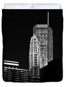 Chicago - Trump International Hotel And Tower Duvet Cover