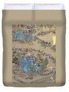 China Taiping Rebellion Duvet Cover
