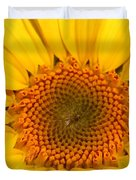 Chipmunk's Peredovik Sunflower Duvet Cover
