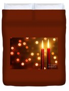 Christmas Ambiance Duvet Cover