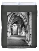 Church Of The Sao Francisco Convent Duvet Cover