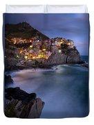 Cinque Terre Duvet Cover