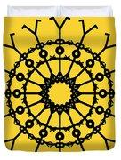 Circle 2 Icon Duvet Cover
