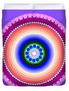 Circle Motif 224 Duvet Cover