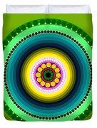 Circle Motif 225 Duvet Cover
