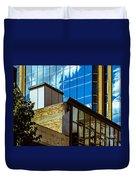 City Center-18 Duvet Cover