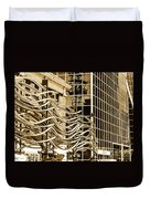 City Center -27 Duvet Cover