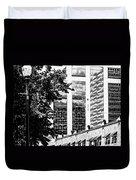 City Center -64 Duvet Cover