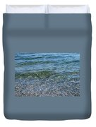 Clear Waters 3 Duvet Cover