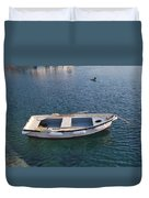 Clear Waters 1 Duvet Cover