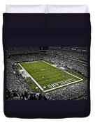 Cleveland Browns Stadium Duvet Cover