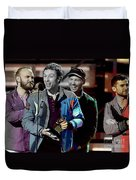 Coldplay Duvet Cover