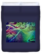 Colored Duvet Cover