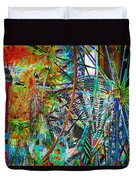 Colors Of Happiness Duvet Cover