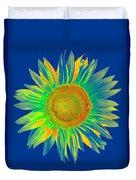 Colourful Sunflower Duvet Cover