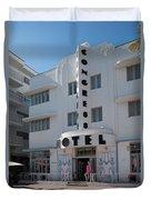 Congress Hotel Duvet Cover