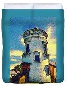 Corbiere Lighthouse Duvet Cover