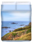 Cornwall - Lizard Duvet Cover