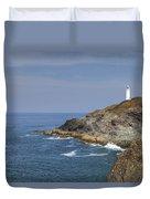 Cornwall - Trevose Head Duvet Cover