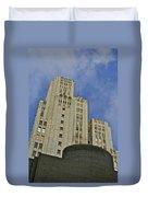 Corporate Monolith Duvet Cover