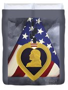 Cost Of Freedom Duvet Cover