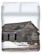 Country School Duvet Cover