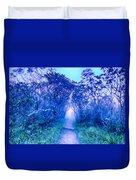 Craggy Gardens North Carolina Blue Ridge Parkway Autumn Nc Sceni Duvet Cover