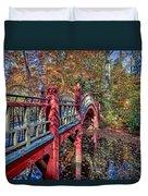 Crim Dell Bridge Duvet Cover