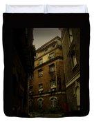 Crime Alley Duvet Cover